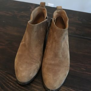 JCrew bootie 6.5 womens